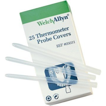 Welch Allyn 05031-750 SureTemp Disposable Probe Covers (Pack of 250)