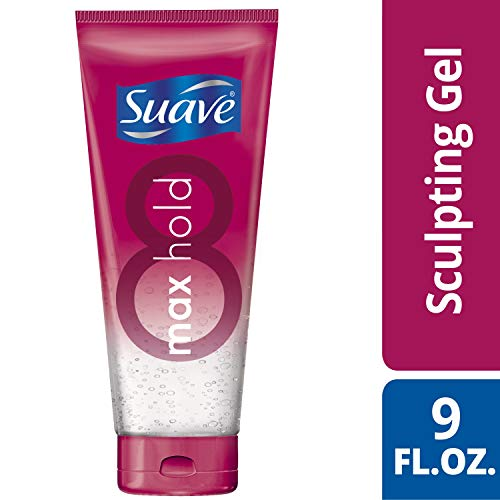 Suave Sculpting Gel, Max Hold 8, 9 Ounce