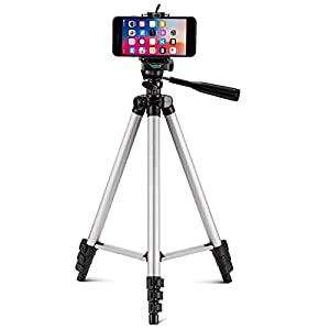 Tripod Stand Mobile Clip and Camera Holder Under Rs 400