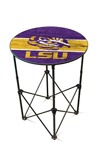 Table Tigers Lsu Sports Ncaa - PROLINE NCAA College LSU Tigers 40