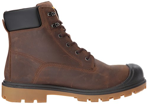 KEEN KEEN Industrial Mens 6 Baltimore Utility Boot Utility Brown Waterproof BwgTwq5