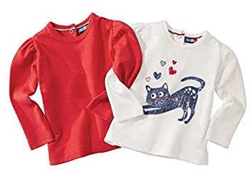 b1098fbc8 Image Unavailable. Image not available for. Colour: lupilu Baby – Long  Sleeve T Shirts ...