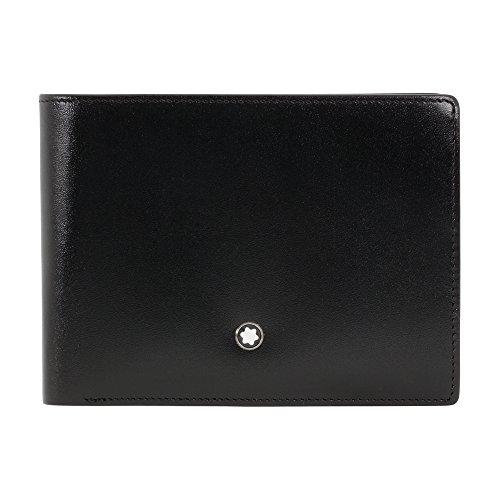 Mont Blanc Meisterstuck Wallet - Montblanc Meisterstuck 6 Credit Card Wallet