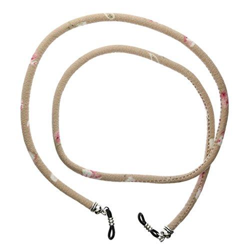 Magideal 1 Cable se de Cuerda Gafas étnico Sol de Describe Retención Sostenedor Multicolor 2 75cm de como Gafas UUqrO