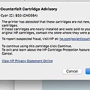 HP 933 Cyan, Magenta & Yellow Ink Cartridges, 3 Cartridges (CN058AN,  CN059AN,CN060AN)
