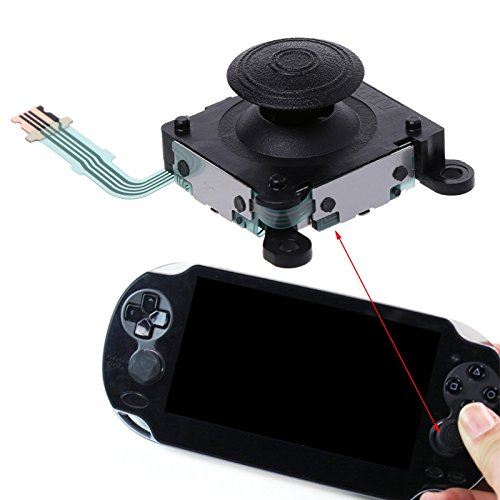 1PCS New Replacement 3D Analog Controller Thumb stick Thumbstick Joystick For PlayStation VITA 2000 PS Vita 2000 PSV 2000