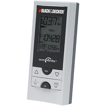 Black & Decker EM100B Energy Saver Series Power Monitor
