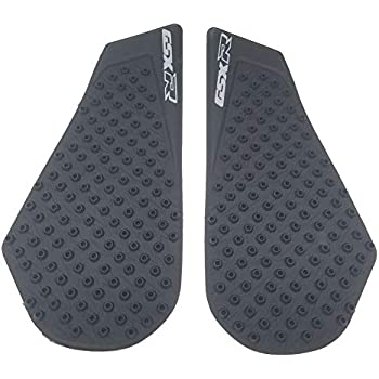 Amazon.com: JFG RACING almohadillas adhesivas negras para ...