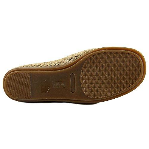 Aerosoles Damen Solitaire Slip-On Loafer Gelbes Gewebe