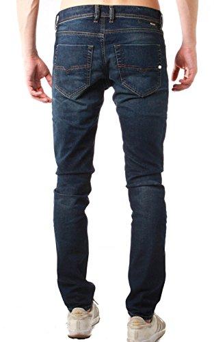 hombre para Vaquero Diesel Jeans Blue 4B5A5xqw