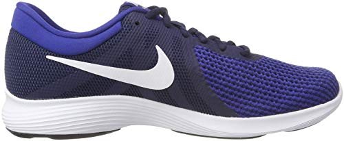 da 4 EU White Midnight Navy 001 Deep Revolution NIKE Scarpe Royal Basse Blue Uomo Ginnastica Multicolore 5FqnIAfw