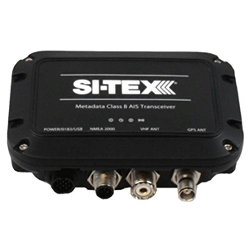 SI-TEX MDA-1 Marine Transceiver Metadata Class B AIS With Internal GPS Consumer Electronics by Si-tex
