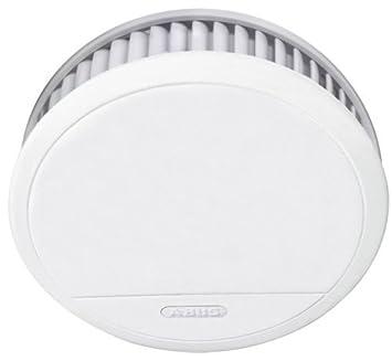 ABUS Rauchmelder RM20 Brandmelder mit Hitzewarnfunktion | geeignet ...