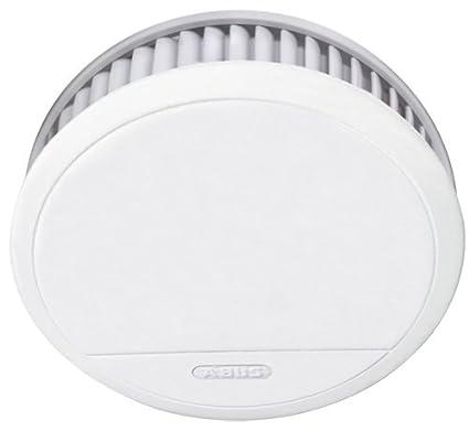Abus RM20 Li - Detector de humo y de calor (autónomo), color blanco