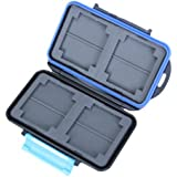 SHOPEE BRANDED Memory Card Carrying Case Holder Hold 4 CF or 8 SD