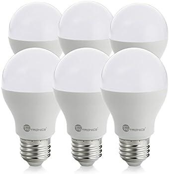 6-Pk. TaoTronics 9W LED Light Bulbs
