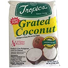 Frozen Grated Coconut - 16oz (Pack of 1)