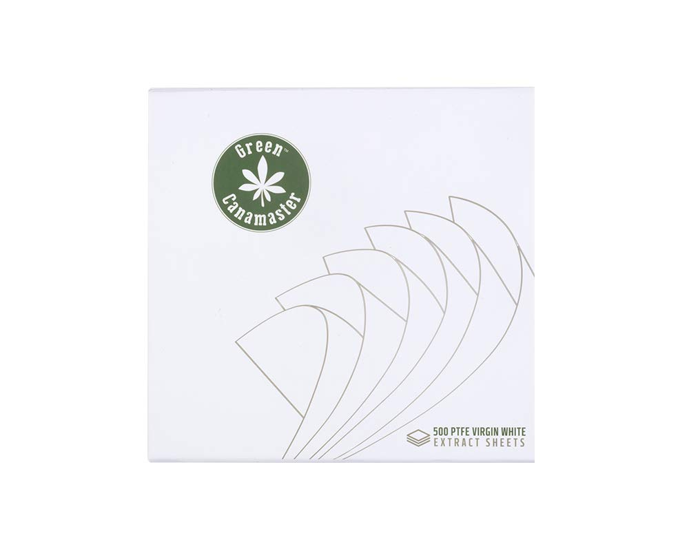 Non Stick PTFE 4x4 Sheet for Canabis Oil Packaging - Present by Green Canamaster by Green Canamaster