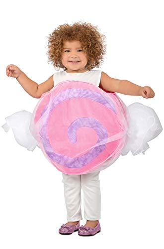 Princess Paradise Ticky Taffy Costume, 2T ()