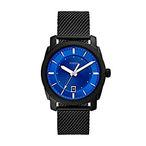 Fossil Analog Blue Dial Men's Watch-FS5694