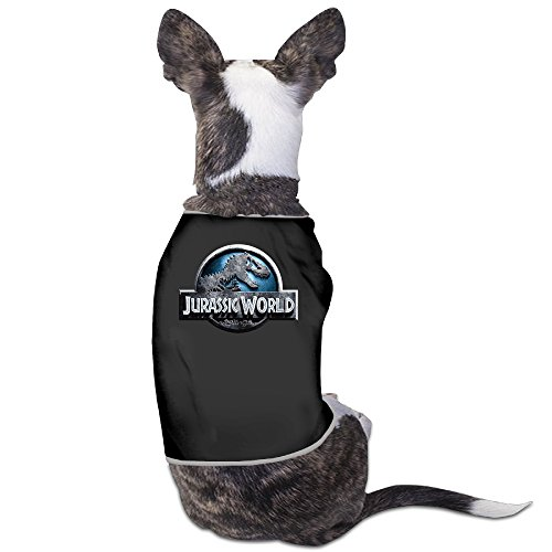 dinosaurs-jurassic-world-logo-graphic-print-new-pajamas-cherished-pet-dog-jackets