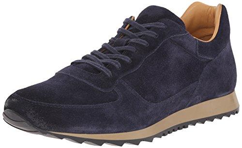 Zum Stiefel New York Herren Aster Mode Sneaker Weiches Blau