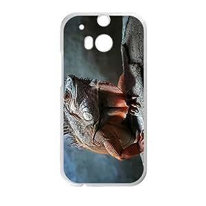 Happy Animal Custom Protective Hard Phone Cae For HTC One M8