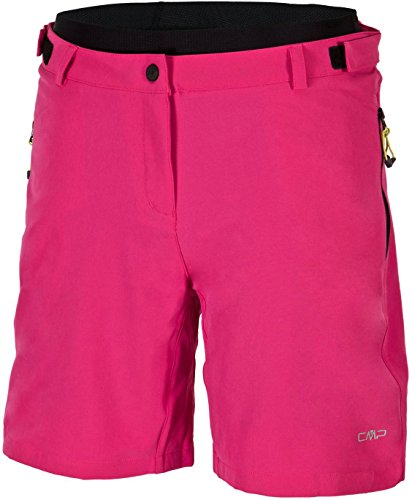 Short inner Fucsia Campagnolo Pant Bike Cmp 60nqO7ww