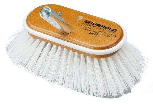 shurhold-950-6-deck-brush-with-extra-stiff-white-polypropylene-bristles