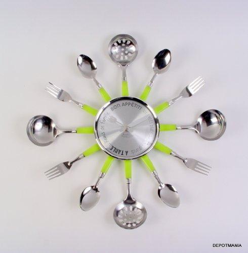 accessoires cuisine vert anis