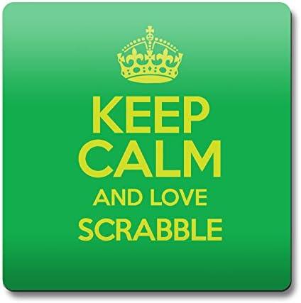 Verde iposters Scrabble imán 1008 de amor: Amazon.es: Hogar