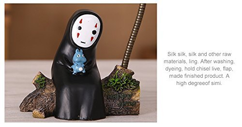 fannuoyi Spirited Away Kaonashi No Face Man Night Light Best Gift Home Decor