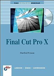 Final Cut Pro X (bhv Einsteigerseminar)