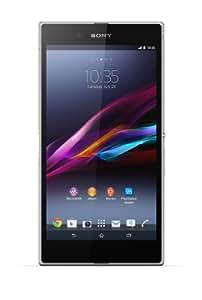 """Sony Xperia Z Ultra - Smartphone libre (pantalla de 6,44"""", 1920x1080, cámara 8 Mp, 16 GB, 4 procesadores de 2.2 GHz, 2 GB de RAM), blanco"""