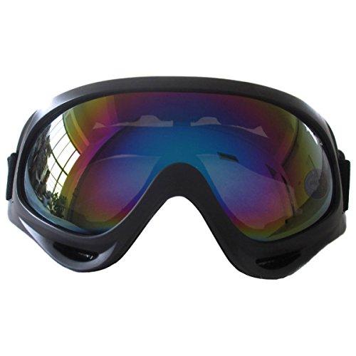 TZQ En Contrôle Équipement Lunettes Ski Sable Du A Sport D'alpinisme Sphérique De Large Lunettes Plein De Air twPXPxE4