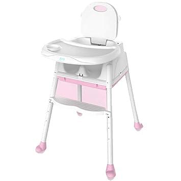 Amazon.com: Mmyunx - Silla alta 3 en 1 para bebé, silla alta ...