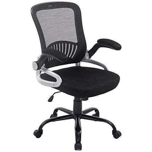 Poly and Bark EM-250-BLK Office Chair by Poly and Bark