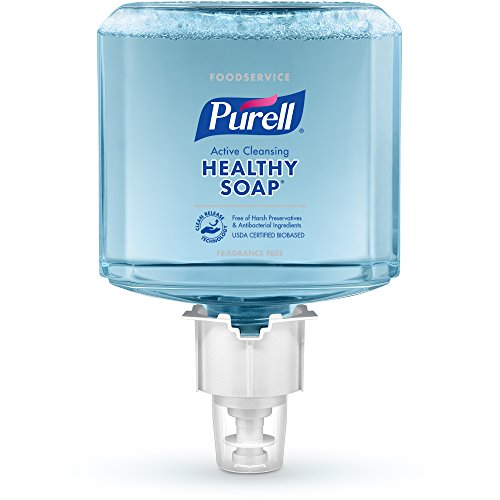 PURELL Foodservice HEALTHY SOAP Foam Refill - Active Cleansi