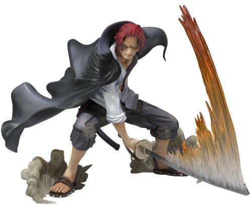 フィギュアーツZERO シャンクス -Battle Ver.-