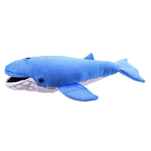(The Puppet Company Large Finger Puppet Blue Whale)