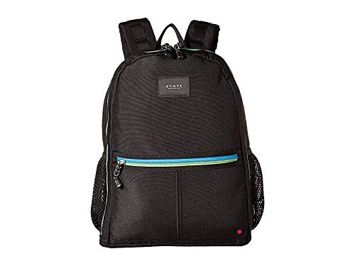 STATE Bags Unisex Bedford Black Multi One Size by STATE Bags