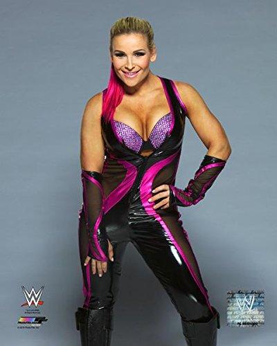 "WWE Natalya 2015 Posed Studio Photo (Size: 8"" x 10"")"