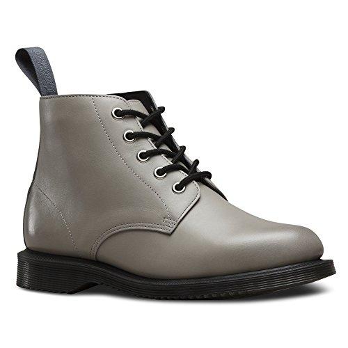 Dr. Dr. Martens Emmeline Grey 21112020, Boots Martens Emmeline Cinza 21112020, Botas