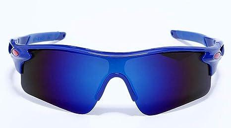 QBRG Gafas de Ciclismo Polarizadas Gafas de Sol Polarizadas para ...