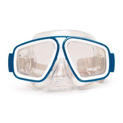 Monaco Deluxe Sport Swim Mask Color: Purple - Deluxe Swim Mask