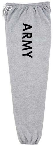 - 2086 Army Sweatpants (2X-Large)