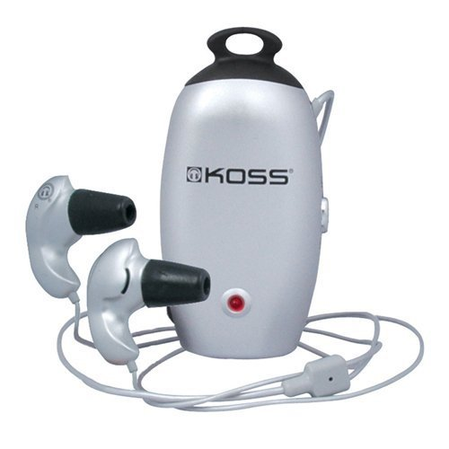 Koss QZ-77 Active Noise Reduction Ear Plug System - Reduction System