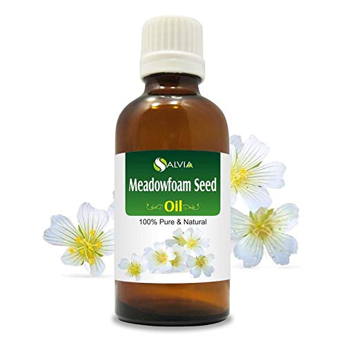 Meadowfoam Seed Oil (Limnanthes alba) 100% Natural Pure Undiluted Uncut Carrier Oil 15ml