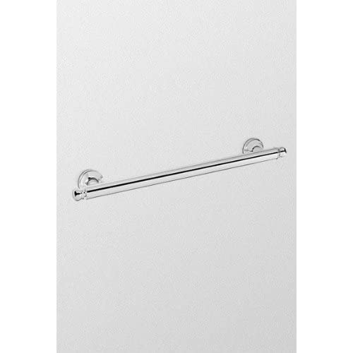 low-cost Toto YG30012R-CP Transitional Collection Series A 12-Inch Grab Bar, Polished Chrome