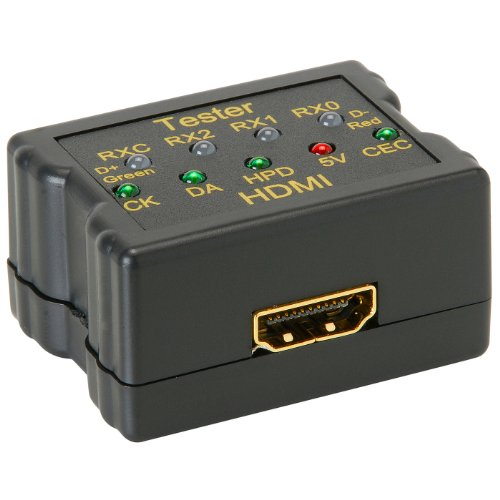 Parts Express HDMI Cable Signal Tester ()